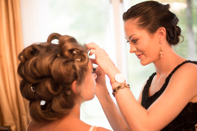 Beauty Glamour Gorgeous. A pampering make over and photo shoot experience